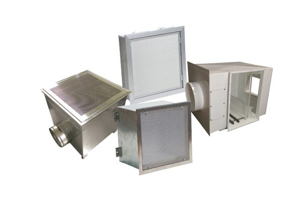 Airepure HEPA Housings for Cleanrooms