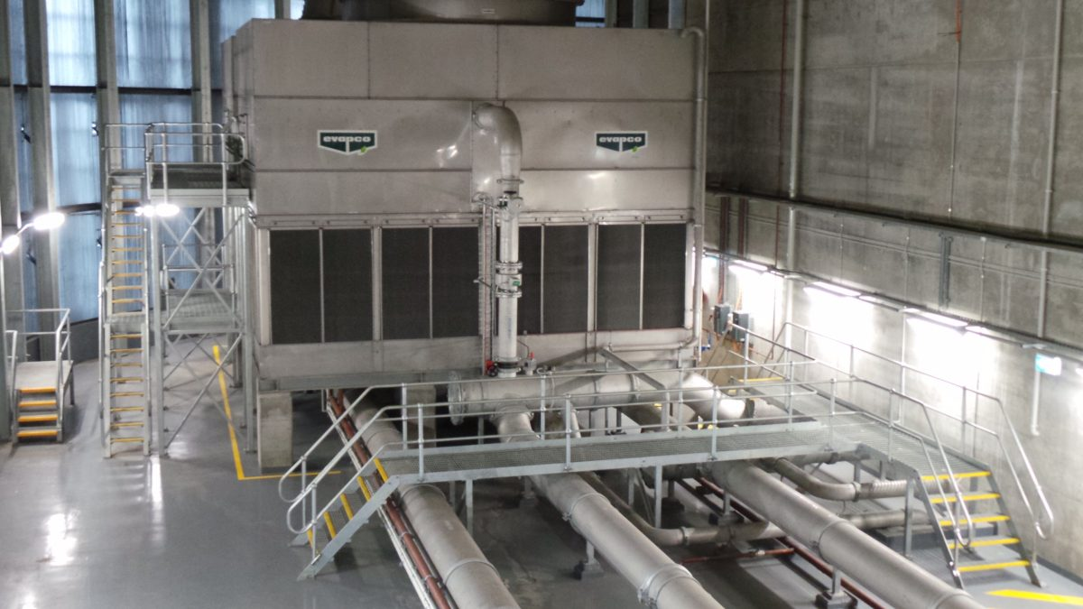 Cooling Towers, Closed Circuit Coolers, Evap Condensers