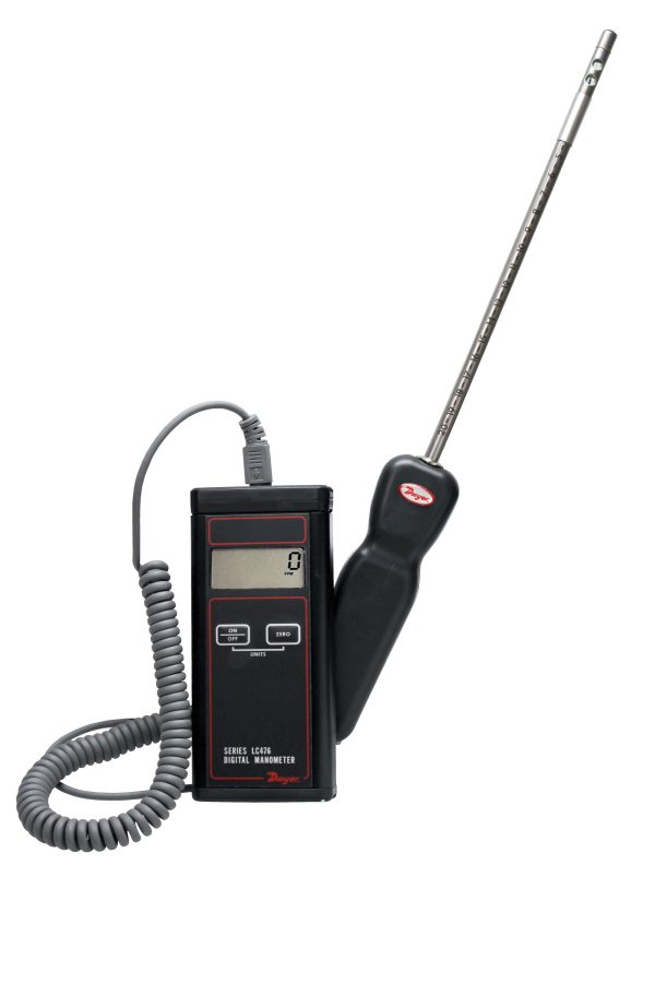 Model 471B Thermo-Anemometer Test Instrument