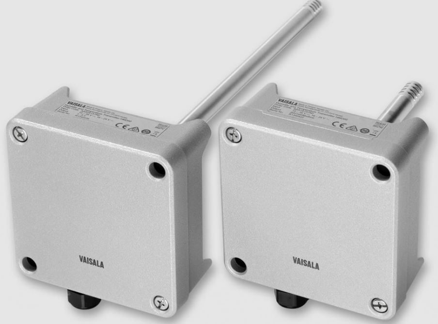 Humidity and Temperature Transmitters HMD60