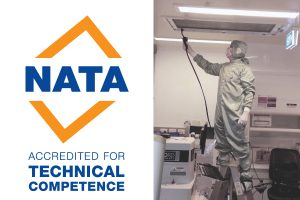 Airepure NATA Accredited Onsite Testing Services