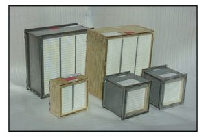 HEPA Filters for Containment Systems