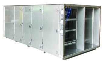 Positive Pressurisation Air Cleaning Unit