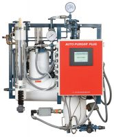 Auto Purger Plus, water & air from ammonia systems