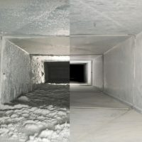 Duct cleaning and maintenance