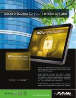 Reliable Controls RC-RemoteAccess Software