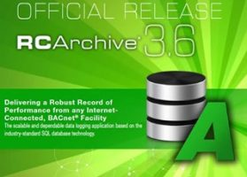 RC-Archive - BACnet Data Archiving Software