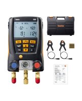 testo 550 Refrigeration Gauges