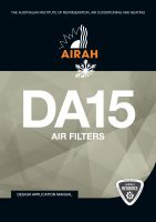 DA15 Air Filters and Cleaning Devices